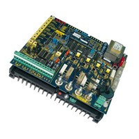 3600XRi compacte 16A 4 kwadranten DC-regelaar, voeding 240/415Vac (Geïsoleerd)