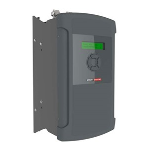 PLX85 - 4 kwadranten digitale DC drive / gelijkstroomregelaar, 205A