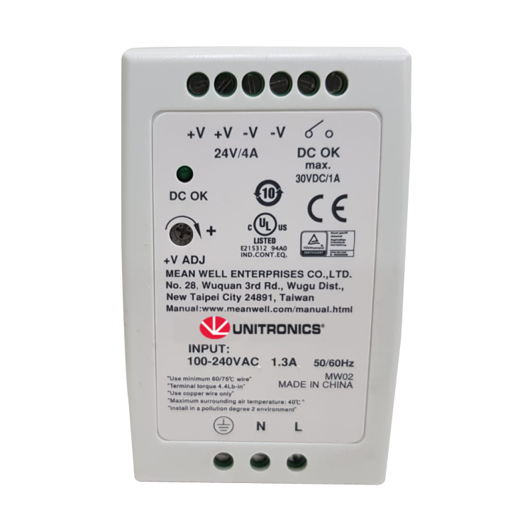 DIN-rail Power Supply (UAP-24V24W)
