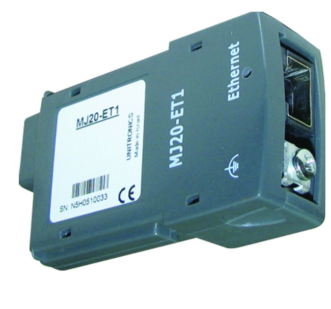 Jazz Ethernet Poort (MJ20-ET1)