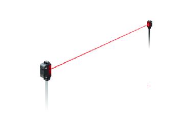 EX-L200 serie kleinste lasersensor