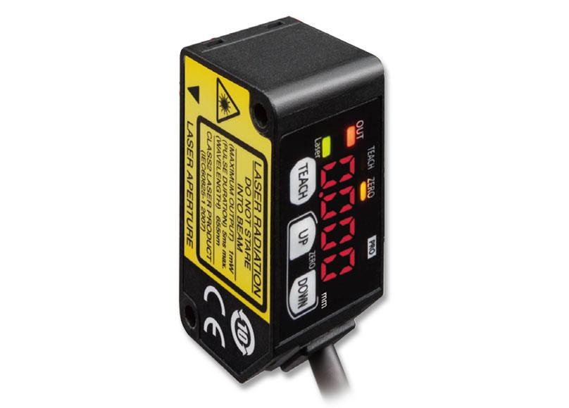 HG-C - laser afstandssensoren ook IO-link