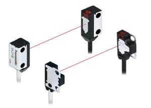 EX-Z De kleinste fotocel met ingebouwde versterker
