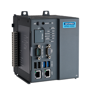 APAX-5580 - DIN-rail IPC controller met CODESYS