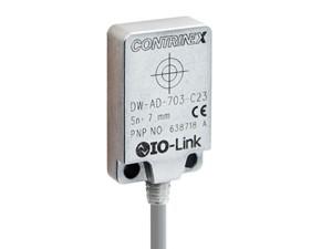 Inductieve sensor C23 Flathead RVS