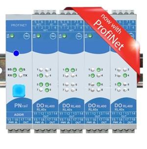 RL400 modulair I/O systeem