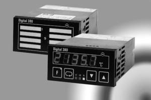 Digital 380: Universele digitaal display