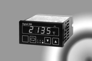 Digital 280: Universele digitaal display