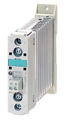 SSR 1 fase met koelblok