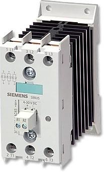 SSR 2 en 3 fase met koelblok