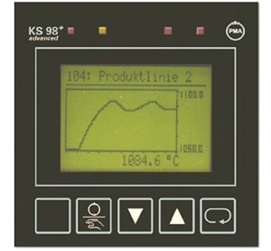 KS98+: Multifunctionele regelaar