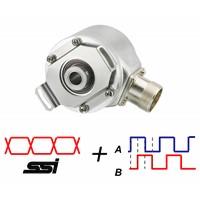 AC58-I Absoluut + Incrementeel encoder