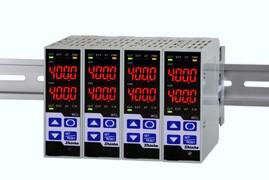 WCL 13A DIN-Rail dual regelaar