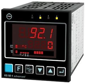 KS90-1/KS92-1 Universele en industriële programmaregelaar