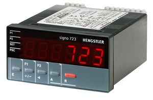 Signo 723 LED voorkeuzeteller
