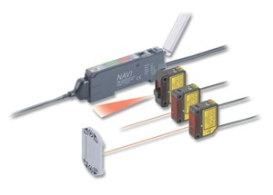 LS-serie Lasersensor met versterker