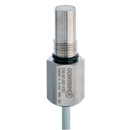 Inductieve sensor voor hoge druk