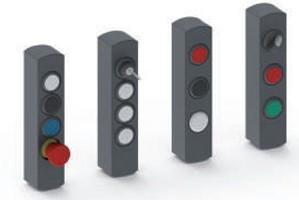 BN-Serie compacte bediening