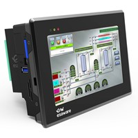 EW104AC HMI + SoftPLC + I/O 4,3-inch