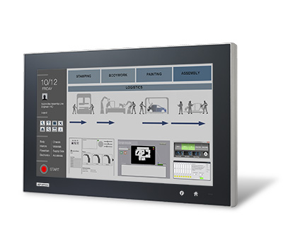 "FPM - Interchangeable Display Module 18.5"" HD"