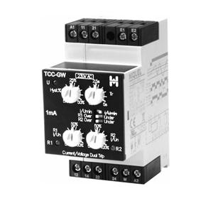 TCC-GW stroom- spanningsbewaking