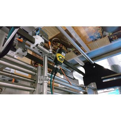 Afbeelding 3 - Cognex controleert productiecodes en houdbaarheidsdatum op VVVS-machine