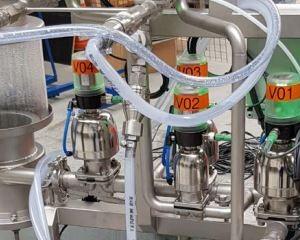 Decontaminatie van nucleaire installaties met Unitronics PLC+HMI