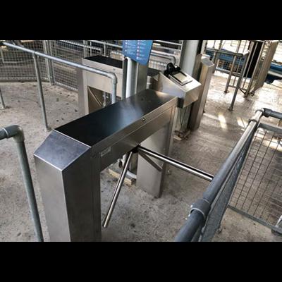 Afbeelding 2 - Advantech TPC voor toegang pretpark