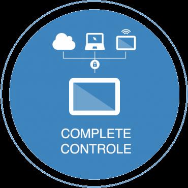 Pro-face HMI - Complete controle