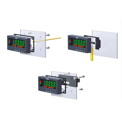 Afbeelding 1 - 47NLV Series: Ultradunne Digitale Paneelmeters