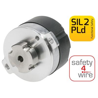 Afbeelding 1 - Veiligheidsencoder ACURO® AD37S-encoder voor uw SIL2 servosystemen