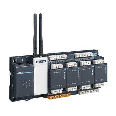 Afbeelding 1 - Intelligente RTU brengt I/O, control en communicatie samen