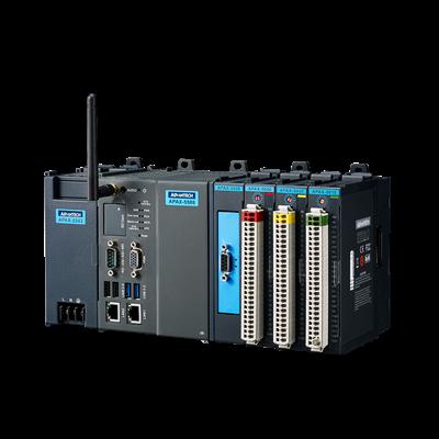Afbeelding 1 - Toekomstbestendige besturing modulaire DIN-rail IPC controller
