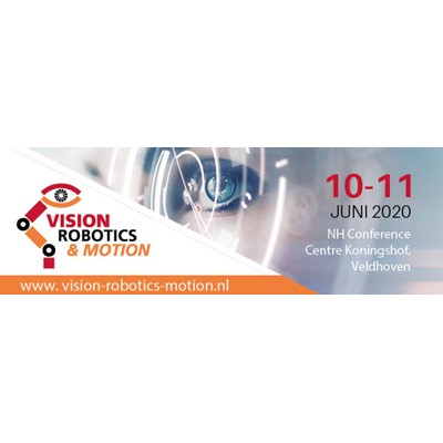 Afbeelding 1 - VISION, ROBOTICS & MOTION 2020, Veldhoven