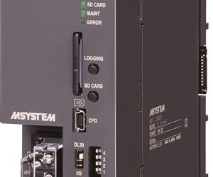 M-System DL30 - Autonoom werkende datalogger in het IoT tijdperk