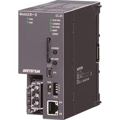 Afbeelding 1 - M-System DL30 - Autonoom werkende datalogger in het IoT tijdperk
