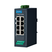 Afbeelding 1 - Advantech PROFINET switches