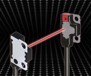 De kleinste foto-elektrische sensor ter wereld met ingebouwde versterker