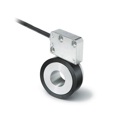 Afbeelding 1 - Nieuwe heavy duty magnetische sensor voor roterende (en lineaire) metingen.