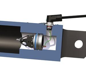 Wereldprimeur: Slagmeting in hydraulische cilinders