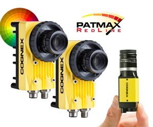 Nieuw van Cognex: Het nieuwe trio van Cognex: 5 Megapixel intelligente camera's
