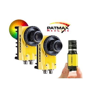 Afbeelding 1 - Nieuw van Cognex: Het nieuwe trio van Cognex: 5 Megapixel intelligente camera's