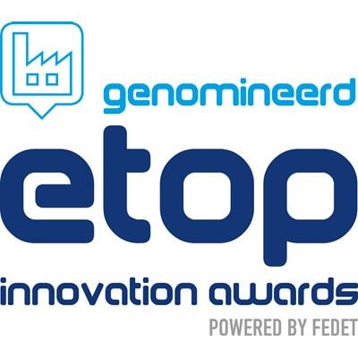 Afbeelding 1 - Isotron genomineerd voor ETOP AWARD met AP10 van SIKO