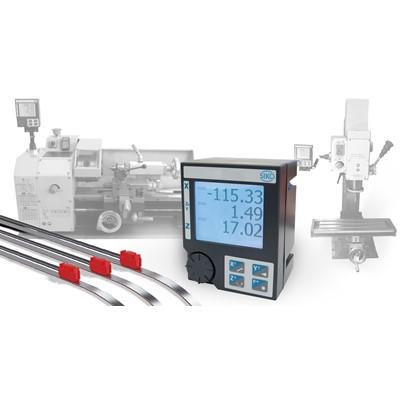 Afbeelding 1 - Handige en complete kit voor drie-assige metingen
