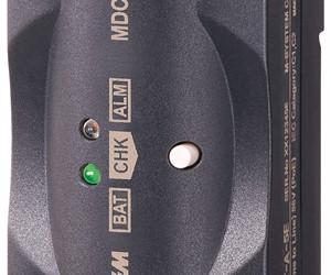 Ethernet overspanningsbeveiliging van M-system nu met Live Monitor-functie.