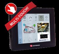 Afbeelding 1 - Swipe, pinch, zoom & meer – de PLC met multi-touch