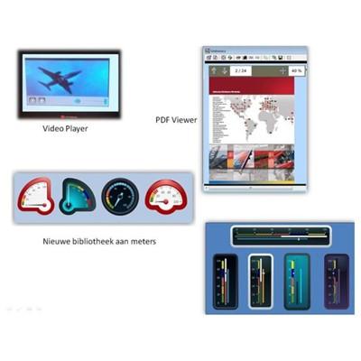 Afbeelding 1 - Nieuwe features in UniLogic.