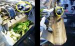Ultrasoon sensor helpt bij inpakken van bloemen