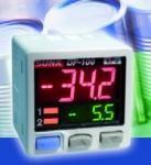 DP-100: de nieuwe digitale druksensor van SUNX