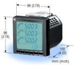 Universele energiemeter: Model 53U